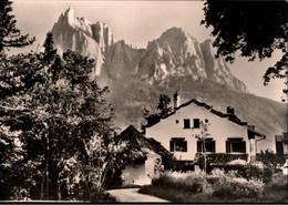! Ansichtskarte Siusi, Pension Villa Mirabell, Seis, Südtirol - Bolzano (Bozen)