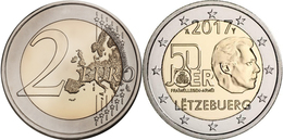 "LUXEMBURGO 2€ BIMETÁLICA  2.017  2017  ""MILITARY VOLUNTARY SERVICE""  SC/UNC  T-DL-12.225 - Luxembourg"