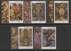 Greece 2015 Agion Oros Mount Athos - Wood Carving Issue III Set MNH - Greece
