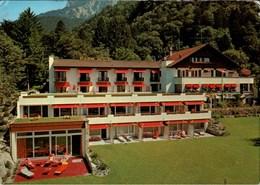 !  Ansichtskarte, Park Hotel Sonnenhof, Vaduz, Liechtenstein - Liechtenstein