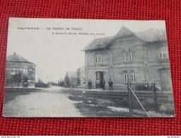 BEAUVECHAIN  -  La Station Du Vicinal  -  1909 - Beauvechain