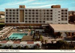 ! Ansichtskarte Nicosia, Cyprus Hilton Hotel, Zypern - Zypern