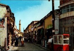 ! Ansichtskarte Nicosia, Bazar, Cyprus, Zypern - Cyprus