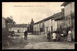 EPENSE (Marne) - Rue De Dommartin - Bureau De Tabac - France