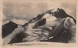 """0243 """"(TO) VALLI LANZO - UYA DI CIAMARELLA M. 3676 - VISTA DALL'ALBARON DI SAVOIA - P. TONINI M. 3311"""" CART NON SPED - Italie"""