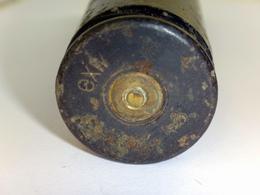 Douille D'obus De 2cm MG151 - 20 Mm En Acier 1943 - WW2 - Inerte - 1939-45