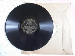 Vinyle LP 2x 78 Dans Les Plaines Du Far-West Briez Where We Are Billie Cohan Olsen 21727B. - 78 T - Disques Pour Gramophone