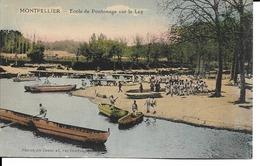 34 - Montpellier - Ecole De Pontonage Sur Le Lez - Montpellier
