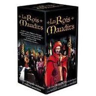 Les Rois Maudits  Coffret 3 VHS - Storia