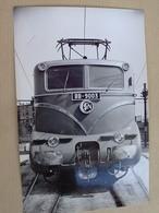 75  PARIS   CHAROLAIS   MACHINE  BB  9003 - Metro, Stations