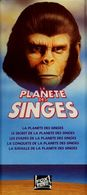 La Planète Des Singes Coffret 5  VHS - Ciencia Ficción Y Fantasía