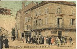 CPA - 70 - Fougerolles - Société Générale - Colorisée Animée - Autres Communes