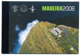 """2008 MADERA LIBRETTO PRESTIGE MNH ** """"2008 COMPLETE"""" - Madeira"""