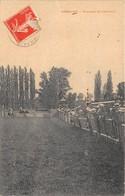 17-GEMOZAC- COURSES DE CHEVAUX - France