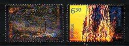 NORVEGE. N°1302-3 Oblitérés De 2000. Expo 2000. - 2000 – Hanovre (Allemagne)