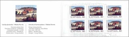 LV 2001-539 BERLIN FILA, LATVIA, BOOKLET, MNH - Letland