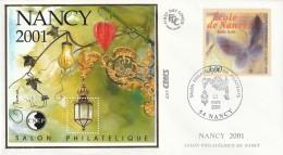 FDC - BLOC CNEP - NANCY  2001 - CNEP