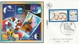FDC - BLOC CNEP - LYON  2000 - CNEP