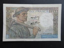 BILLET De FRANCE   - 10 FRANCS - 1871-1952 Anciens Francs Circulés Au XXème