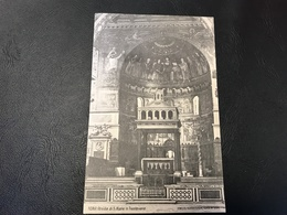171 - ROMA Abside Di S. Maria In Trastevere - Kerken