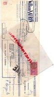 77- LAGNY- TRAITE MANDAT  WILLIAM SAURIN-CASSOULET CHOUCROUTE- 1955 - Alimentaire