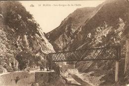 CPA Algérie - Blida, Les Gorges De La Chiffa - Blida