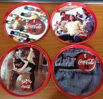 SOUS VERRE (lot De 4) - ALWAYS COCA COLA - BOUTEILLES - Coasters