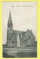 * Pamel (Roosdaal - Ledeberg - Vlaams Brabant) * (V.P.F. - Edit J. Van Den Borre Robijns) Kerk En Pastorij, église - Roosdaal