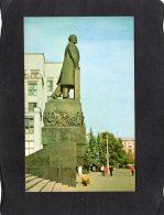 78606    Bielorussia,  Minsk,  Monument To V. I. Lenin,  NV - Belarus