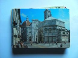Italië Italia Italy Toscana Firenze Cattedrale E Campanile Di Giotto - Firenze (Florence)