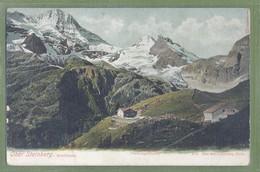 CPA - SUISSE - Ober Steinberg Breithorn Tschingelhorn - Edit Wehrli / 3741 - Chalet - UR Uri