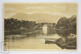 Postcard Ireland - Brickeen Bridge, Killarney - Lawrence Publisher - Kerry