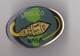 PIN'S THEME ESPACE APPOLO NASA - Space