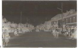 Dépt 80 - FORT-MAHON-PLAGE - PLAQUE De VERRE (négatif Photo Noir & Blanc, Cliché R. Lelong) - Avenue De La Plage - Fort Mahon