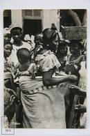 Postcard Senegal - Dakar - Street View - Dated Year 1952 - Senegal