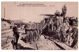 2316 - Courrières ( 62 ) - La Catastrophe De Courrières - Sallaumines - Train Déraillé Par Les Mineurs - E.L.D. - N°12 - - France