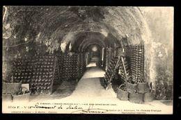 EPERNAY - Maison Mercier - Vue D'un Berceau De Cave - Epernay