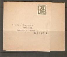 België 1946 Met Inhoud - Typos 1936-51 (Petit Sceau)