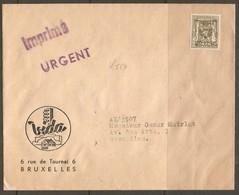 België 1946 - Typos 1936-51 (Petit Sceau)