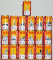 CAN-ITALIE-1992-BARCELONA 1992 (19 Cans) - Blikken