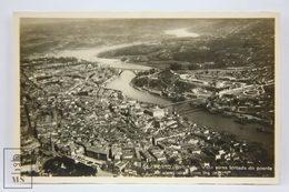 Postcard Portugal - Porto - Aerial View From The West - Ed. C. C. De Vasconcellos - Tabacaria Africana - Porto