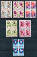 RC 9727 FRANCE JEUX OLYMPIQUES DE GRENOBLE 1968 SERIE COMPLETE + EMBLEME DES JO NEUF ** MNH TB - Invierno 1968: Grenoble