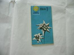 CARTINA STRADALE MOBIL TOURING ITALIA - Carte Stradali