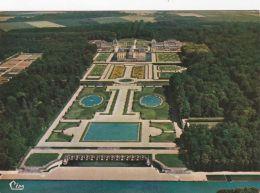 Vaux-le-Vicomte - Château - Vue Aérienne - Vaux Le Vicomte