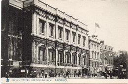 LONDON - Royal United Service Muséum  - Attelages..  (109085) - Unclassified