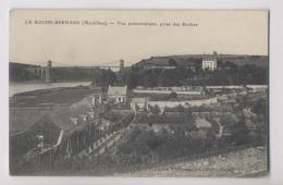LA ROCHE BERNARD (56 - Morbihan) - 1910 - Vue Panoramique Prise Des Roches - La Roche-Bernard