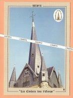 HERVE  -  Clocher Tors D'Europe - Eglise St Jean Baptiste , Flèche Torse De 28m Avec Devers - Herve