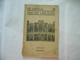 DE DIEFSTAL VAN  HET LAM GODS FANTASIE.? WAARHEID.? - Libri, Riviste, Fumetti