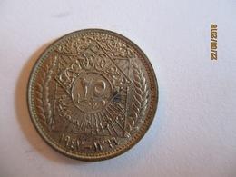 Syria: 25 Piastres 1947 (silver) - Syrie