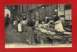 U6// 75 Les Marchés De PARIS Le Marché Des Fromages Mous (Halles Centrales) /  REPRO De CPA Neuve  Lire Description - Straßenhandel Und Kleingewerbe